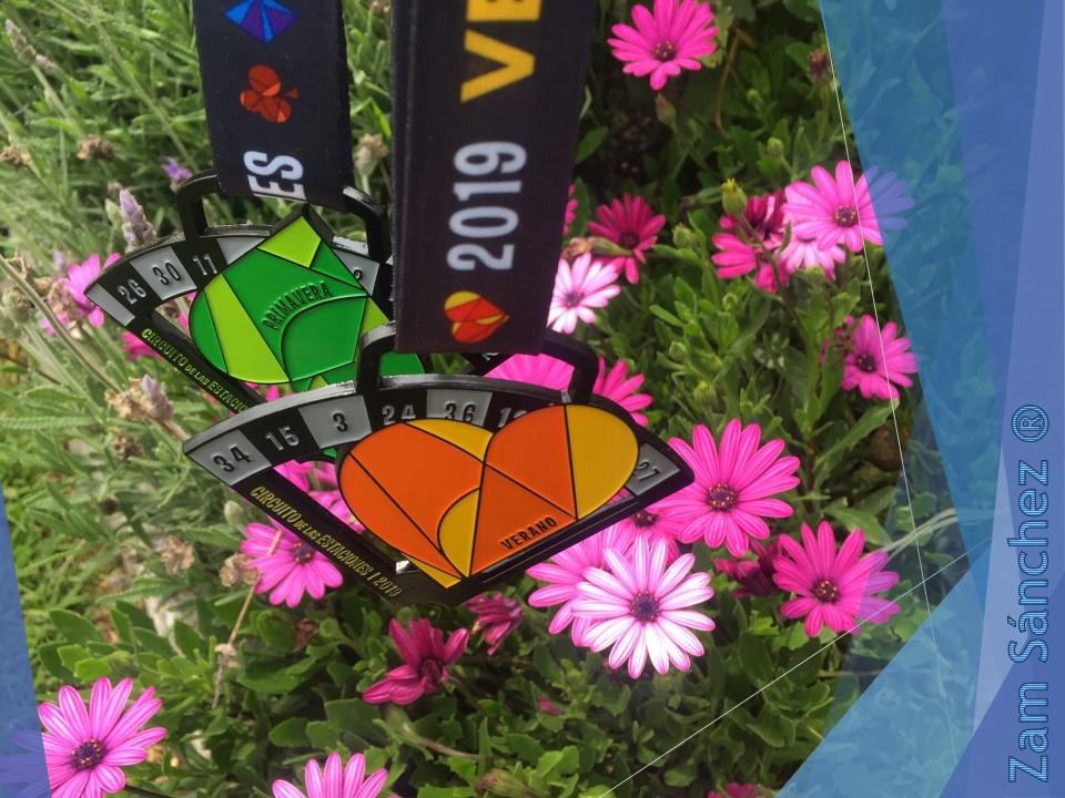 Medalla Verano Zam